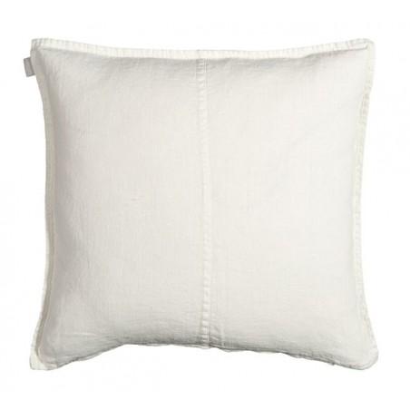 West pellava tyynynpäällinen, white