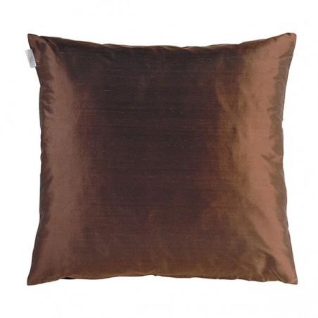 Silk tyynynpäällinen, dark brown
