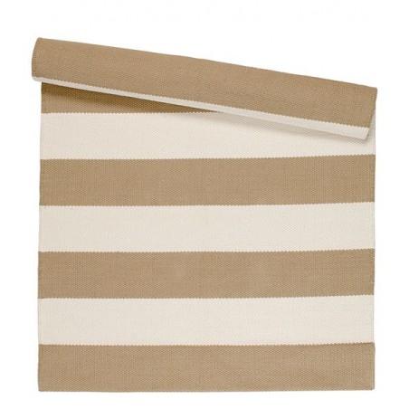 Board matto 80x160cm, beige/white