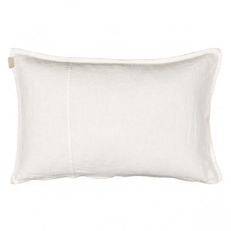 West pellava tyynynpäällinen 40x60cm, white