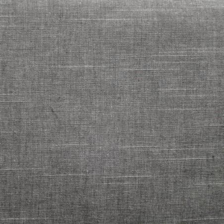 Laguna Slate - tummanharmaa kangas