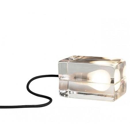 Block lamppu LED, musta