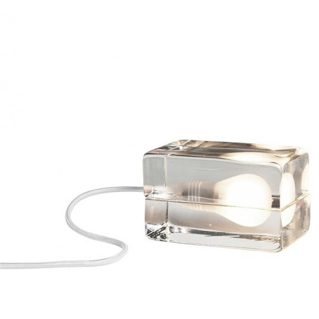 Block lamppu LED, valkoinen