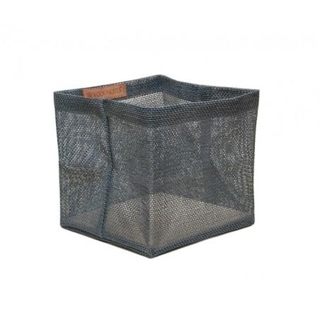 Box Zone 20x20cm, grafiitin harmaa