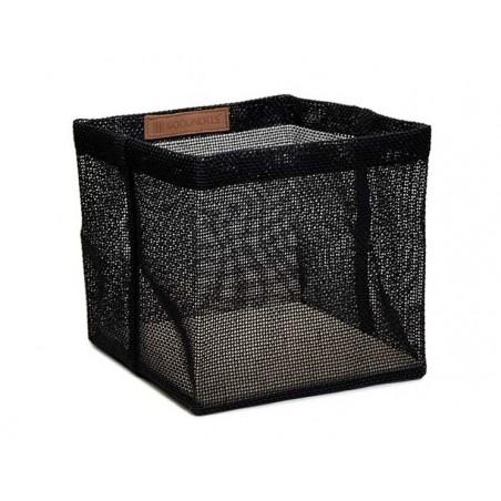 Box Zone 30x30cm, musta