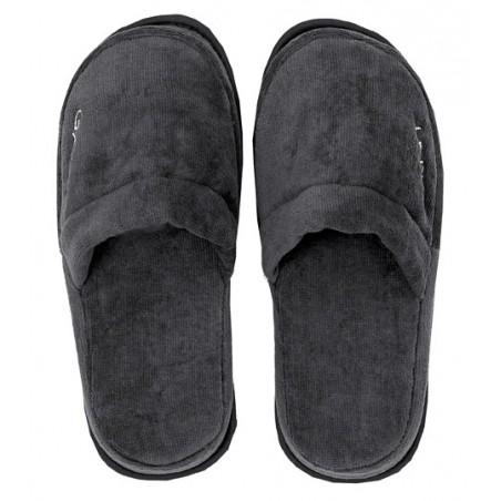 Premium slippers, antracite S