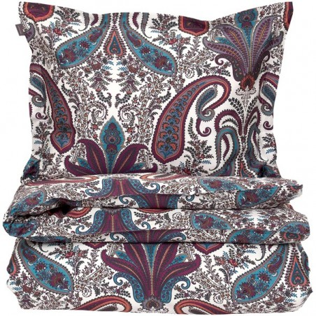 Key West Paisley pussilakana, eclipse blue