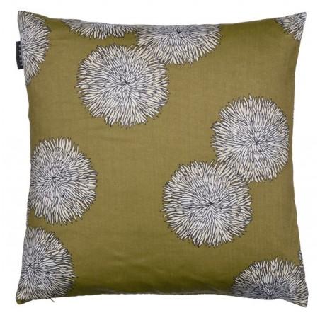 Sonata tyynynpäällinen, golden olive green