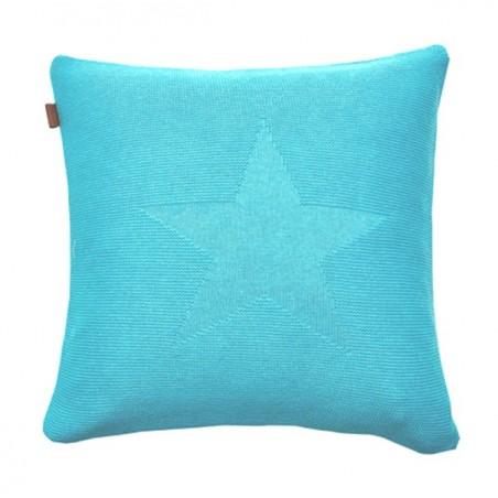 Allstar Knit tyynynpäällinen, mediterranean blue