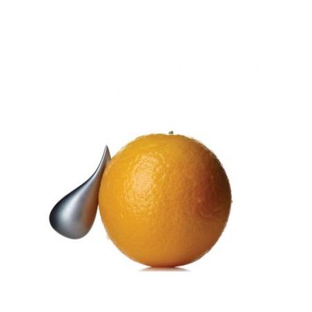 Apostrophe appelsiininkuorija, teräs