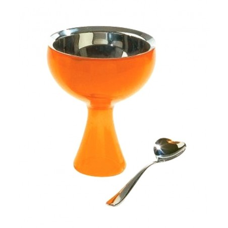 Big Love jäätelökulho, orange