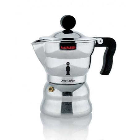 Moka Alessi espressokeitin, 6:n kupin