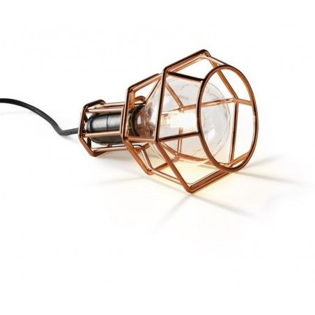 Work lamppu, kupari