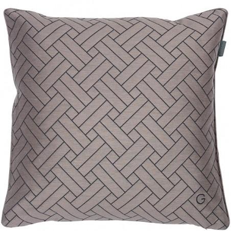 Oxford tyynynpäälinen, mole grey