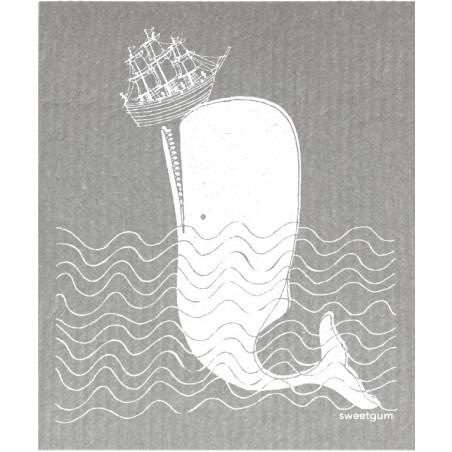 Tiskirätti, Moby Dick