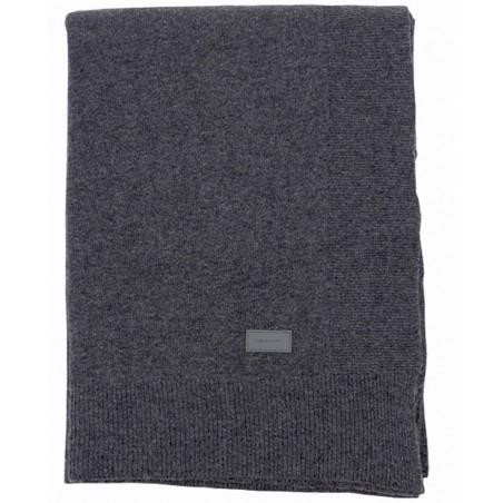 Flow knit torkkupeitto 130x180cm, antracite