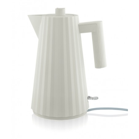 Plissé vedenkeitin, valkoinen 1,7L