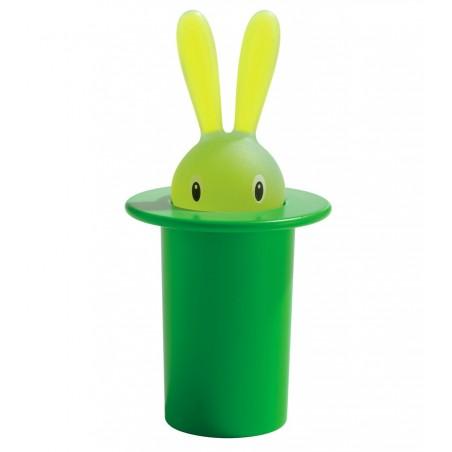 Magic Bunny hammastikkuteline, vihreä