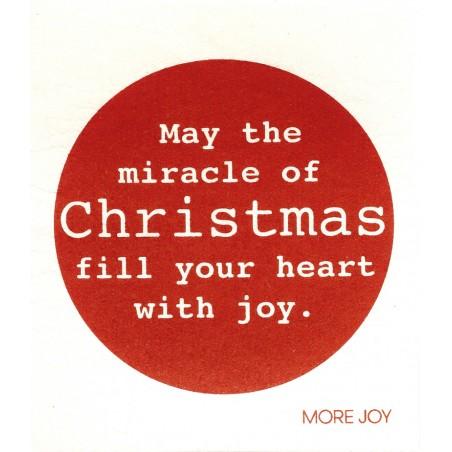 Tiskirätti, Miracle of Christmas