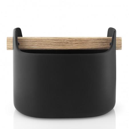 Toolbox säilytysastia 15cm, musta