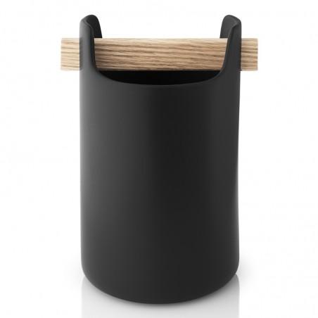 Toolbox säilytysastia 20cm, korkea musta