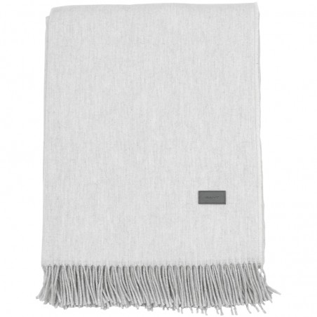 Oxford throw torkkupeitto 130x180cm, eggshell