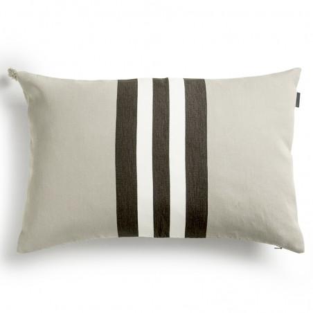 Tone stripe tyynynpäällinen, grey