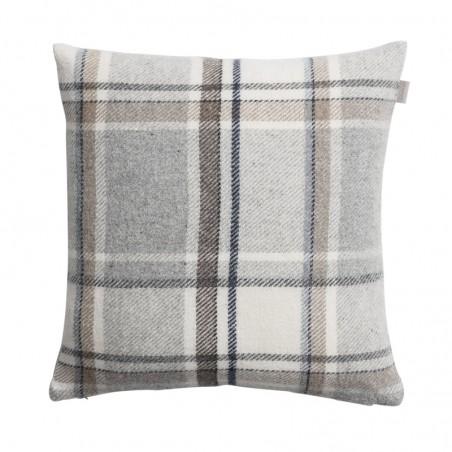 Check tyynynpäällinen, grey