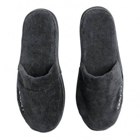 Organic Premium slippers kylpytossut, antracite S