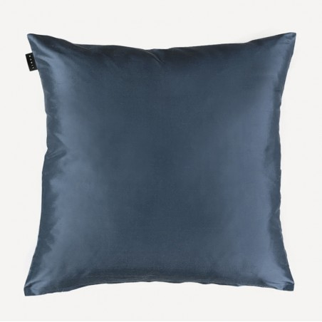 Silk tyynynpäällinen, petrol blue