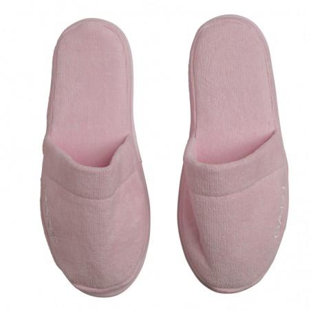 Light Velour slippers kylpytossut, summer rose S