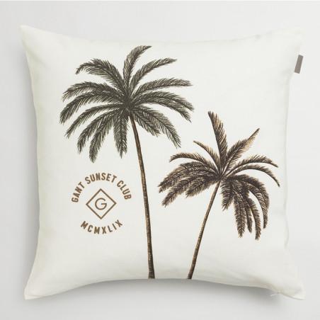 Palm cushion tyynynpäällinen, valkoinen