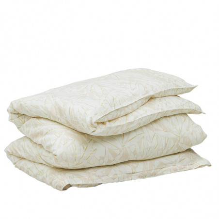 Cotton linen Grow pussilakana, putty