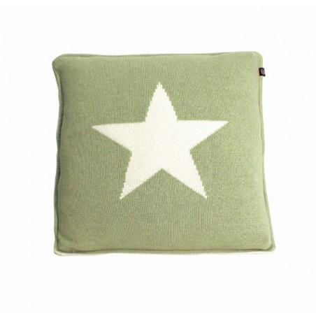 Big Star Knit tyynynpäällinen, pistage