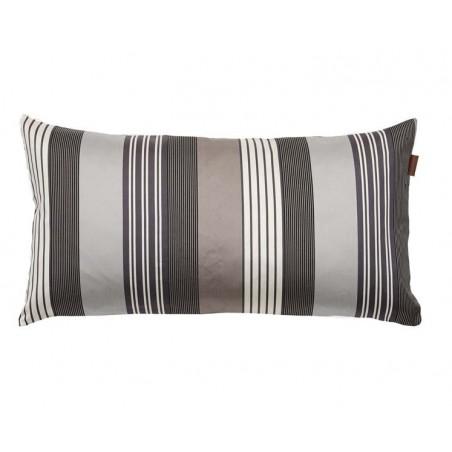Durant stripe tyynynpäällinen 30x70cm, elephant grey