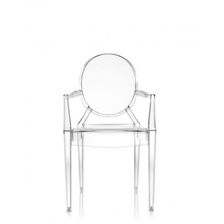 Louis Ghost tuoli, kirkas
