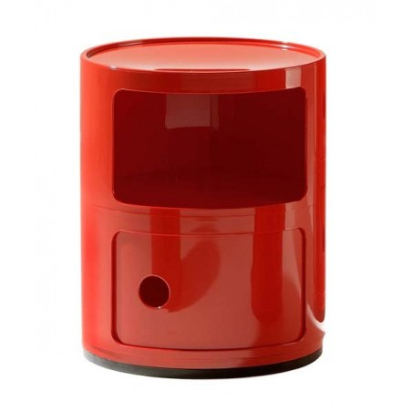Componibili 2-osainen, punainen